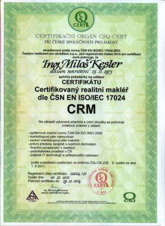 CRM Kesler