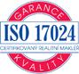 Certifikovaný makléř dle normy ISO