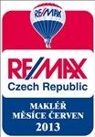 Nejproduktivnější makléř v síti RE/MAX za červen 2013